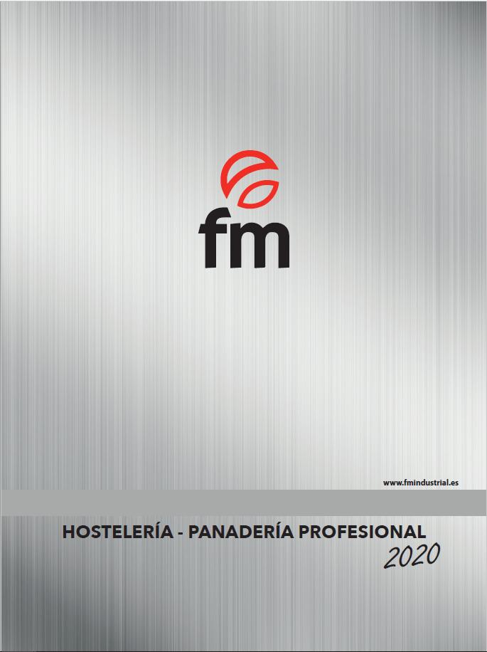 Catálogo Hornos FM 2020