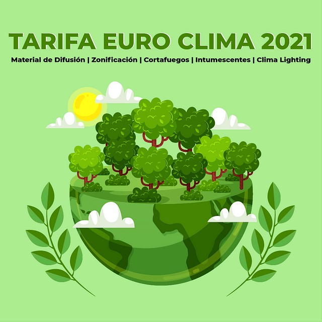 TARIFA EUROCLIMA 2021