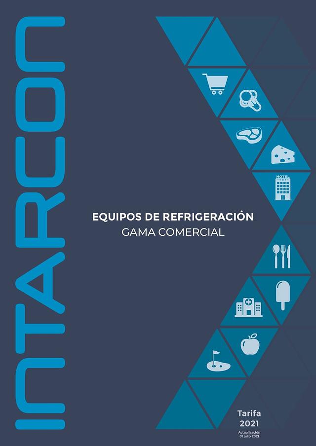 Tarifa Intarcom 2021. Refrigeración comercial-industrial