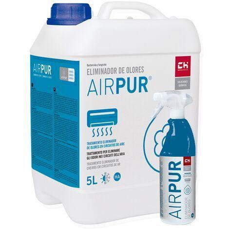 AIRPUR Y AIRNET: desinfectantes para climatización