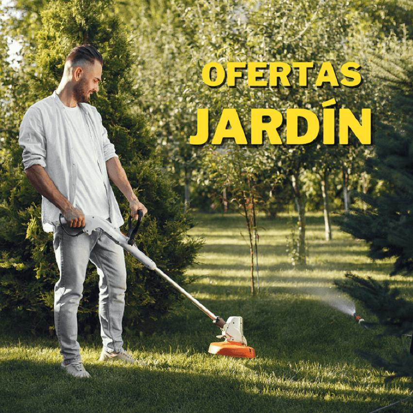 Ofertas jardin