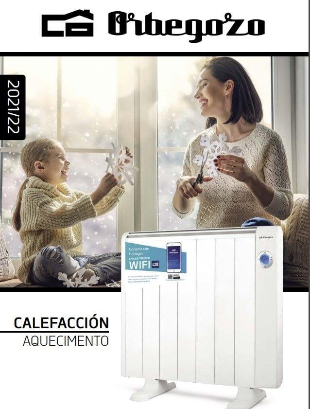 Tarifa Calefacción Orbegozo 2021
