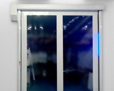 Novedad! Puerta Rápida de Sala Blanca