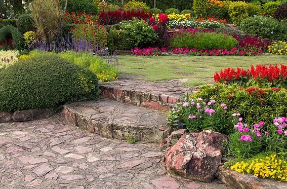 La primavera tu jardín altera
